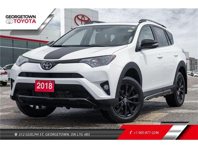2018 Toyota RAV4 XLE (Stk: 18-14238GP) in Georgetown - Image 1 of 20