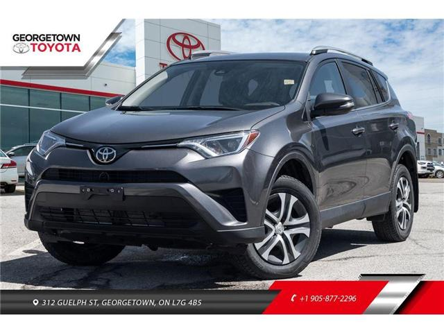 2017 Toyota RAV4 LE (Stk: 17-40428) in Georgetown - Image 1 of 20