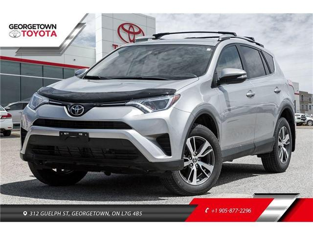 2018 Toyota RAV4 LE (Stk: 8RV088) in Georgetown - Image 1 of 18
