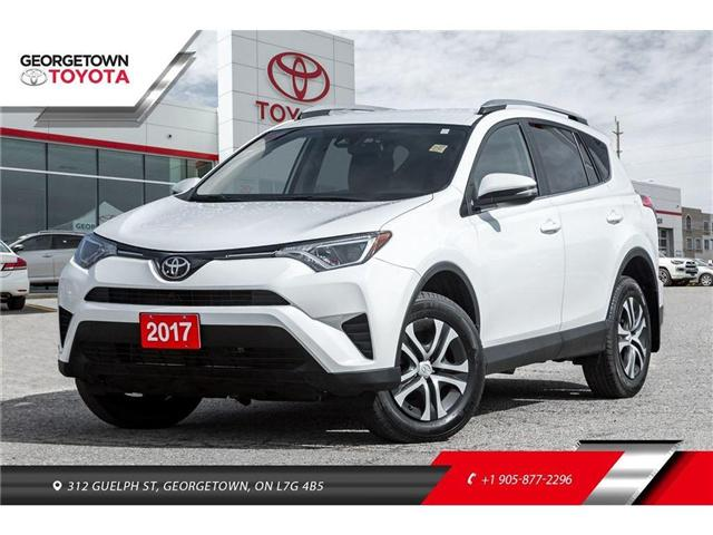 2017 Toyota RAV4 LE (Stk: 17-06096) in Georgetown - Image 1 of 18