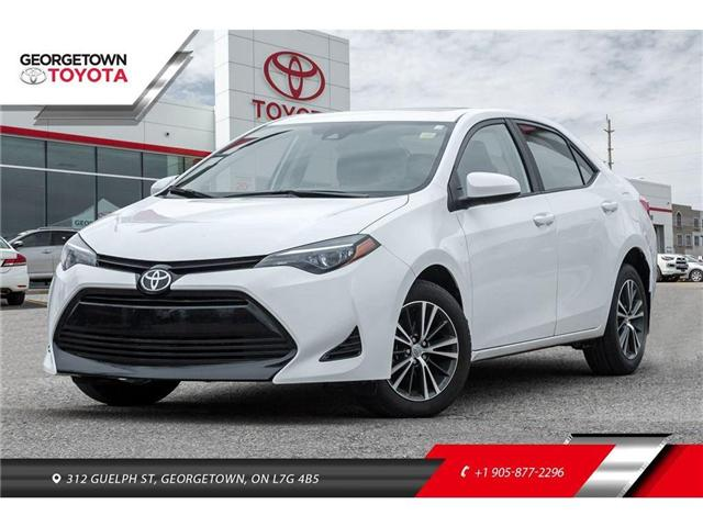 2018 Toyota Corolla LE (Stk: 18-11907GR) in Georgetown - Image 1 of 19