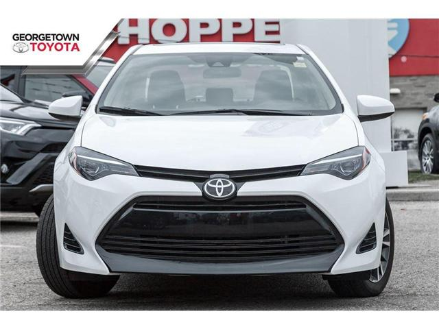 2018 Toyota Corolla LE (Stk: 18-11907GR) in Georgetown - Image 2 of 19