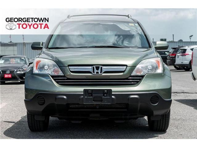 2009 Honda CR-V EX-L (Stk: 9-02938) in Georgetown - Image 2 of 20