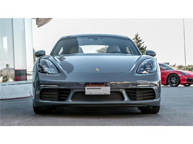2018 Porsche 718 Cayman S PDK (Stk: U7169) in Vaughan - Image 2 of 20