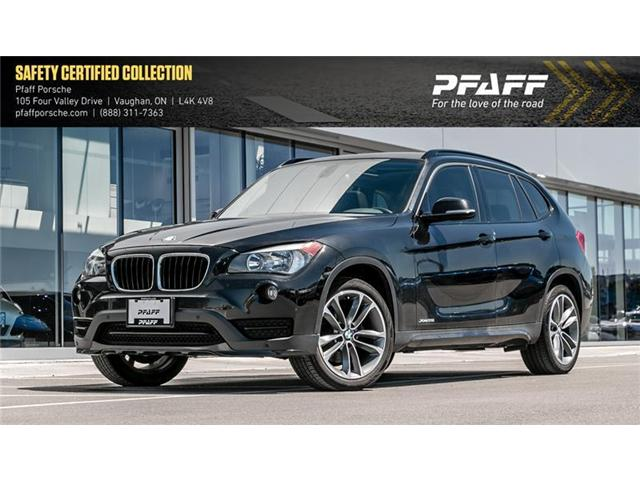 2015 BMW X1 xDrive28i (Stk: P12720A) in Vaughan - Image 1 of 18