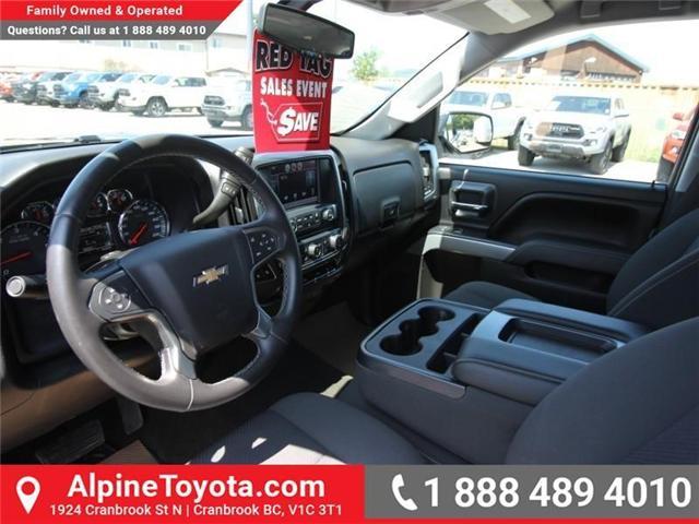 2015 Chevrolet Silverado 1500  (Stk: X035000A) in Cranbrook - Image 8 of 18