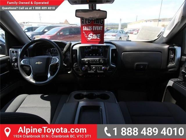 2015 Chevrolet Silverado 1500  (Stk: X035000A) in Cranbrook - Image 9 of 18