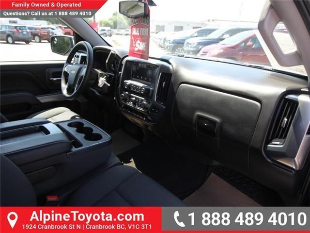 2015 Chevrolet Silverado 1500  (Stk: X035000A) in Cranbrook - Image 10 of 18