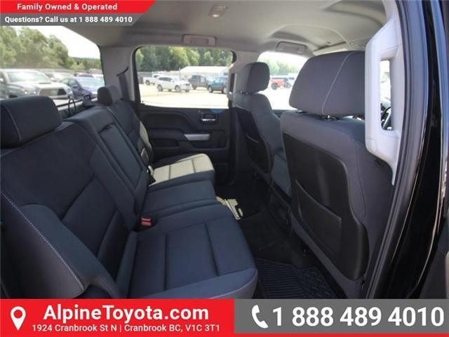 2015 Chevrolet Silverado 1500  (Stk: X035000A) in Cranbrook - Image 11 of 18