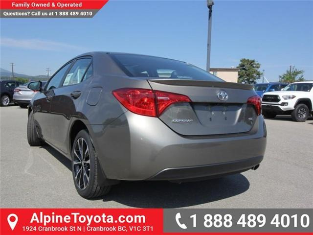 2019 Toyota Corolla SE (Stk: C135029) in Cranbrook - Image 2 of 17