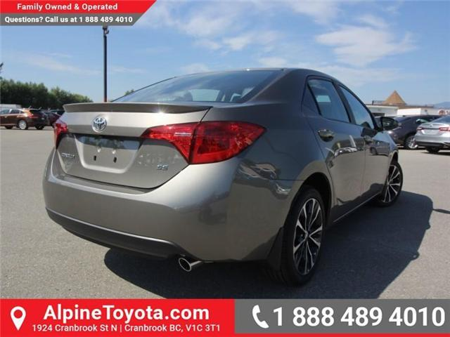 2019 Toyota Corolla SE (Stk: C135029) in Cranbrook - Image 3 of 17