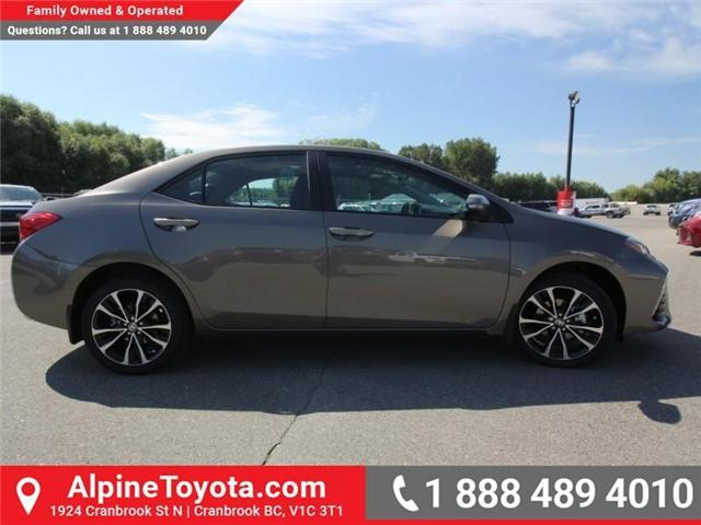 2019 Toyota Corolla SE (Stk: C135029) in Cranbrook - Image 4 of 17