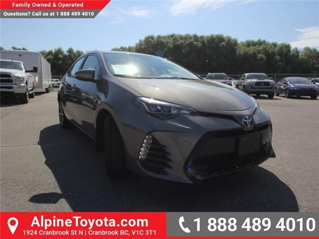 2019 Toyota Corolla SE (Stk: C135029) in Cranbrook - Image 5 of 17