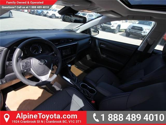 2019 Toyota Corolla SE (Stk: C135029) in Cranbrook - Image 7 of 17