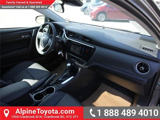 2019 Toyota Corolla SE (Stk: C135029) in Cranbrook - Image 9 of 17