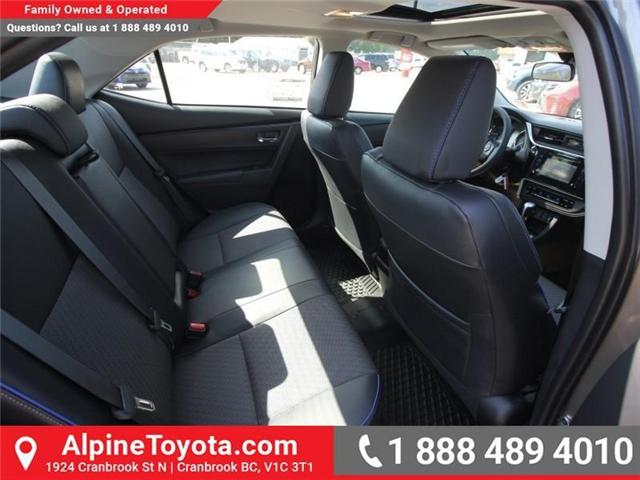 2019 Toyota Corolla SE (Stk: C135029) in Cranbrook - Image 10 of 17
