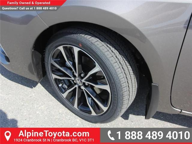2019 Toyota Corolla SE (Stk: C135029) in Cranbrook - Image 16 of 17