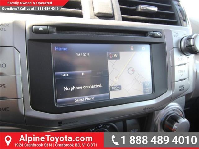 2015 Toyota 4Runner SR5 V6 (Stk: 5520838A) in Cranbrook - Image 11 of 15