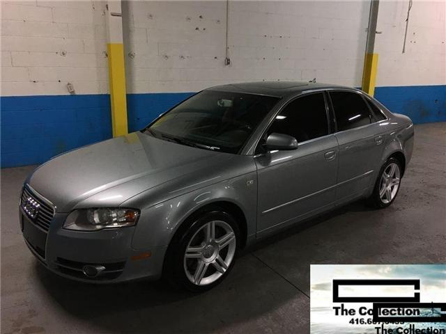 2008 Audi A4  (Stk: 11291) in Toronto - Image 1 of 27