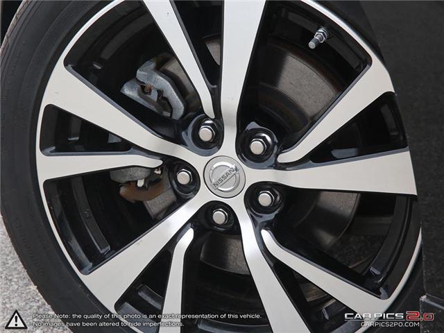 2017 Nissan Maxima Platinum Platinum W Blindspot Mntr Radarcruise