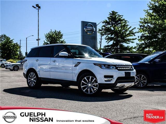 2014 Land Rover Range Rover Sport V8 Supercharged (Stk: UP13345) in Guelph - Image 1 of 24