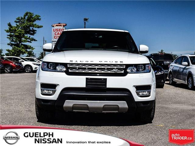 2014 Land Rover Range Rover Sport V8 Supercharged (Stk: UP13345) in Guelph - Image 2 of 24