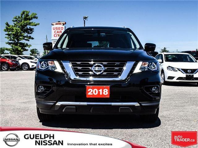2018 Nissan Pathfinder  (Stk: N19104) in Guelph - Image 2 of 25