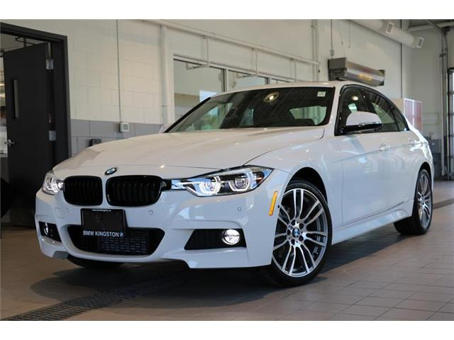 2018 BMW 328d xDrive (Stk: 8227) in Kingston - Image 1 of 14