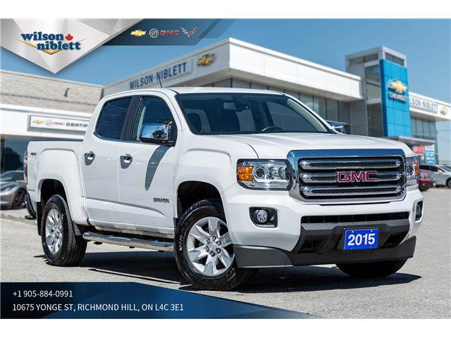 2015 GMC Canyon SLE (Stk: P260981) in Richmond Hill - Image 1 of 19