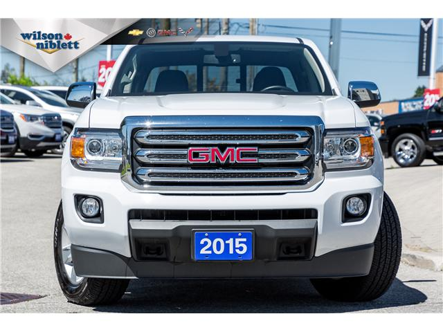 2015 GMC Canyon SLE (Stk: P260981) in Richmond Hill - Image 2 of 19