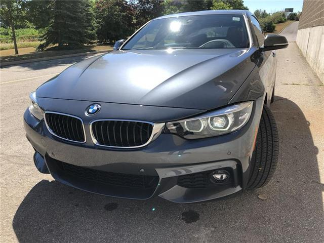 2019 BMW 430i xDrive Gran Coupe  (Stk: B19003) in Barrie - Image 2 of 20