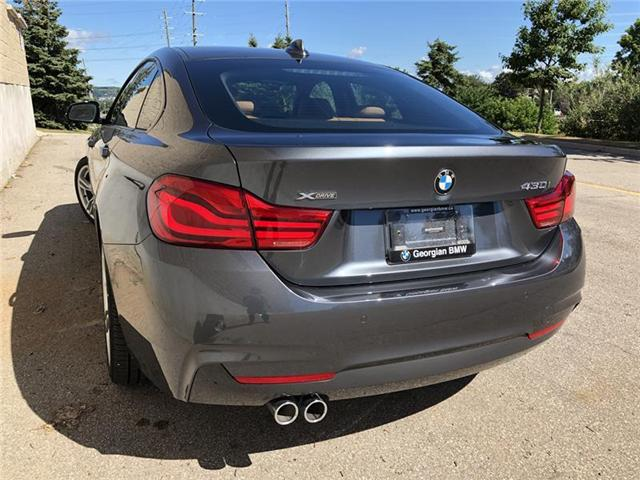 2019 BMW 430i xDrive Gran Coupe  (Stk: B19003) in Barrie - Image 4 of 20