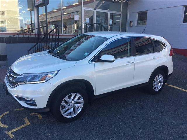 2016 Honda CR-V SE (Stk: H6805-0) in Ottawa - Image 1 of 21