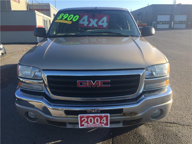2004 GMC Sierra 1500 SLE (Stk: 2360) in Kingston - Image 2 of 13