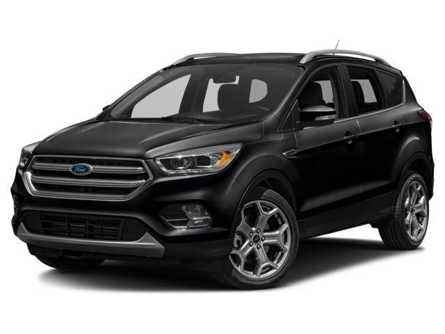 2018 Ford Escape Titanium (Stk: JK-1070) in Okotoks - Image 1 of 9