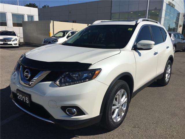 2015 Nissan Rogue SV (Stk: L171431) in London - Image 1 of 20