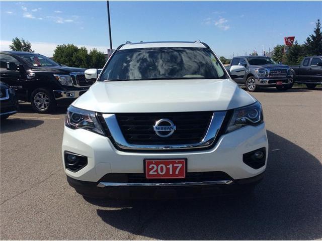 2017 Nissan Pathfinder Platinum (Stk: P1923) in Smiths Falls - Image 7 of 14
