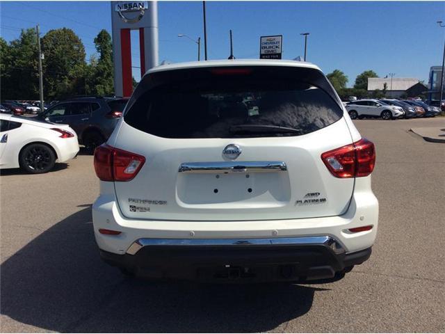 2017 Nissan Pathfinder Platinum (Stk: P1923) in Smiths Falls - Image 8 of 14