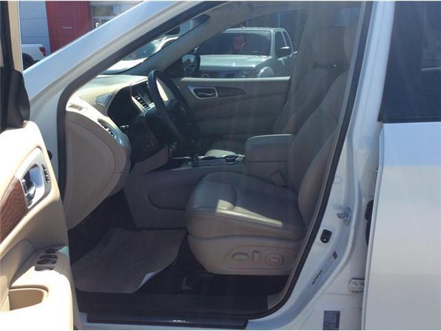 2017 Nissan Pathfinder Platinum (Stk: P1923) in Smiths Falls - Image 9 of 14