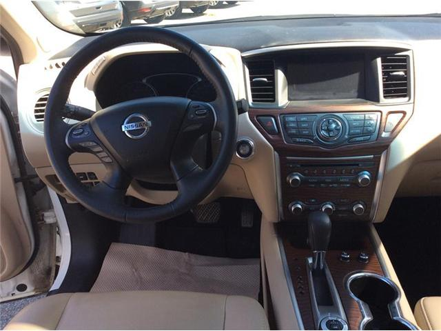 2017 Nissan Pathfinder Platinum (Stk: P1923) in Smiths Falls - Image 10 of 14