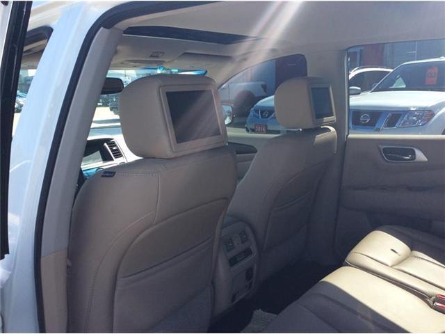 2017 Nissan Pathfinder Platinum (Stk: P1923) in Smiths Falls - Image 11 of 14