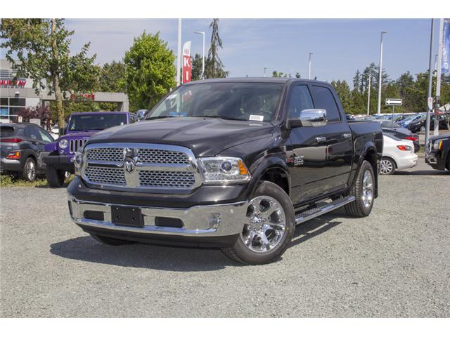 2018 RAM 1500 Laramie (Stk: J335659) in Abbotsford - Image 2 of 28
