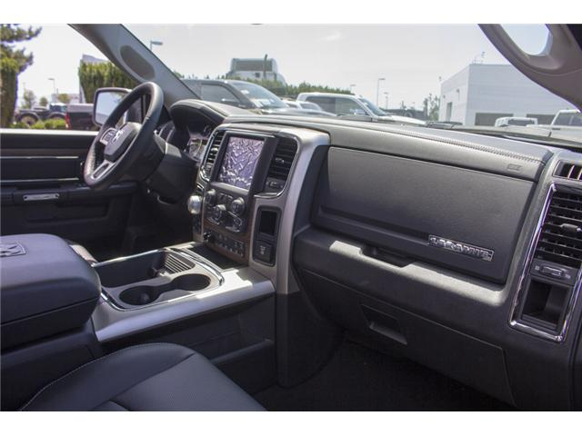 2018 RAM 1500 Laramie (Stk: J335659) in Abbotsford - Image 17 of 28