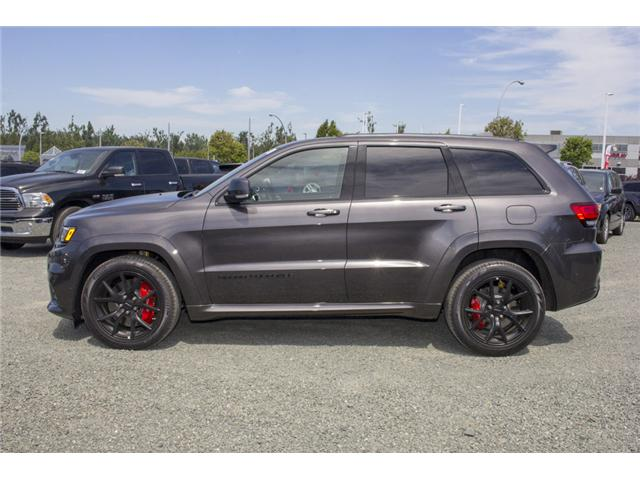 2018 Jeep Grand Cherokee SRT (Stk: J394952) in Abbotsford - Image 4 of 29