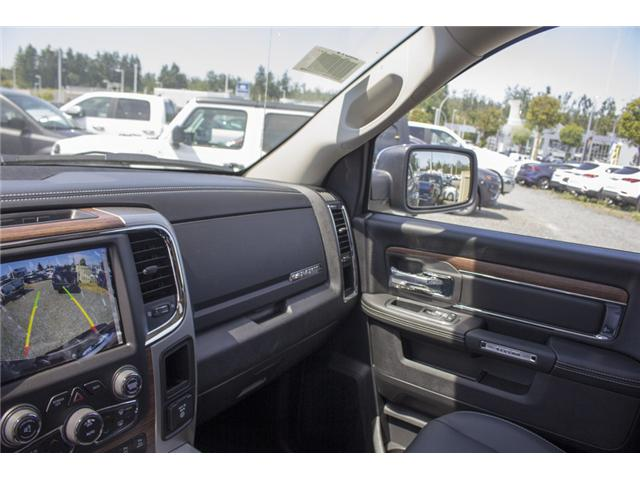 2018 RAM 1500 Laramie (Stk: J335659) in Abbotsford - Image 26 of 28