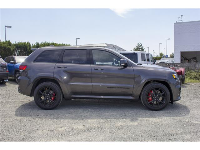 2018 Jeep Grand Cherokee SRT (Stk: J394952) in Abbotsford - Image 8 of 29