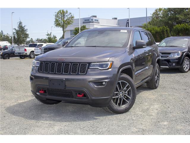 2018 Jeep Grand Cherokee Trailhawk (Stk: J410904) in Abbotsford - Image 3 of 26