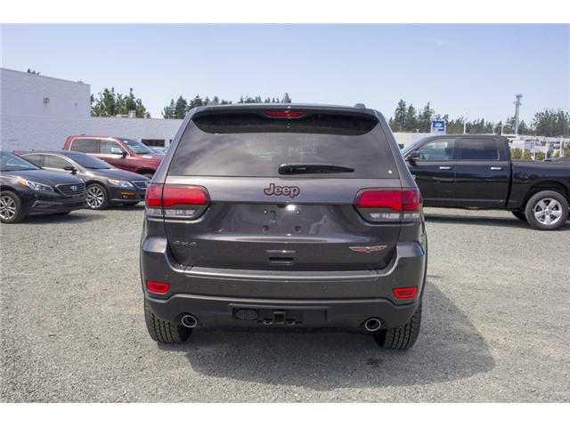 2018 Jeep Grand Cherokee Trailhawk (Stk: J410904) in Abbotsford - Image 6 of 26