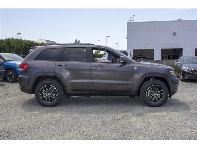 2018 Jeep Grand Cherokee Trailhawk (Stk: J410904) in Abbotsford - Image 8 of 26