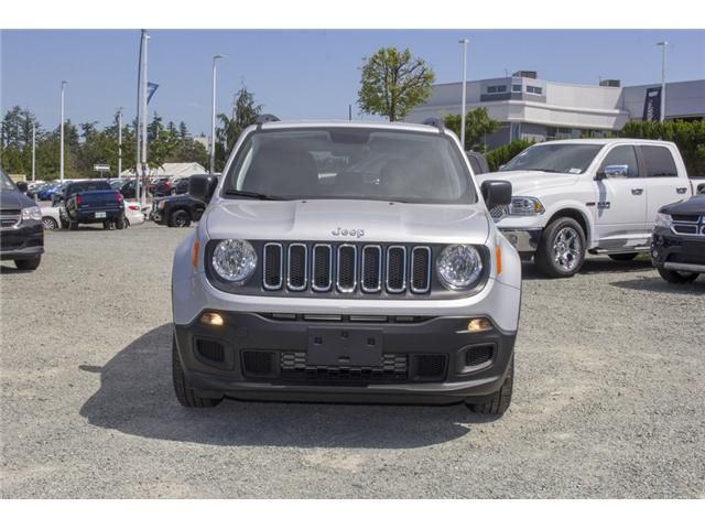 2018 Jeep Renegade Sport (Stk: JH69342) in Abbotsford - Image 2 of 25